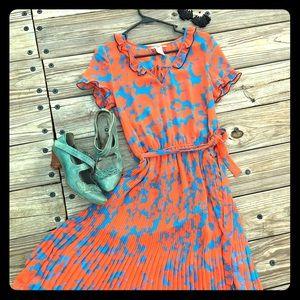 H&M Fun Floral Dress